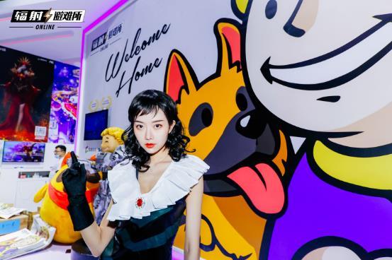 灵魂Cosplay合集 盛趣游戏2020ChinaJoy的有趣面孔