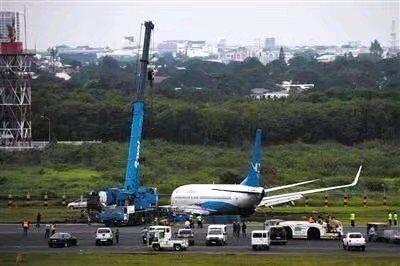 厦门航空客机偏离跑道,民航局已经调查