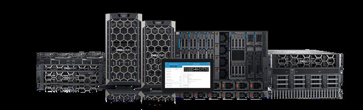 戴尔易安信更新全球最畅销的服务器产品组合