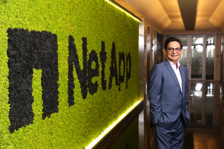 NetApp 宣布任命Sanjay Rohatgi为NetApp高级副总裁兼亚太区总经理