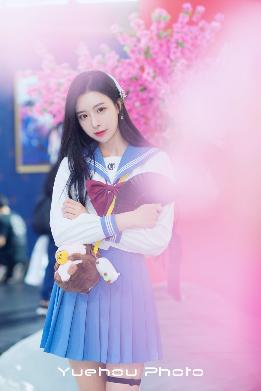 御姐、学霸、侧颜杀 2020ChinaJoy多益网络Showgirl首曝