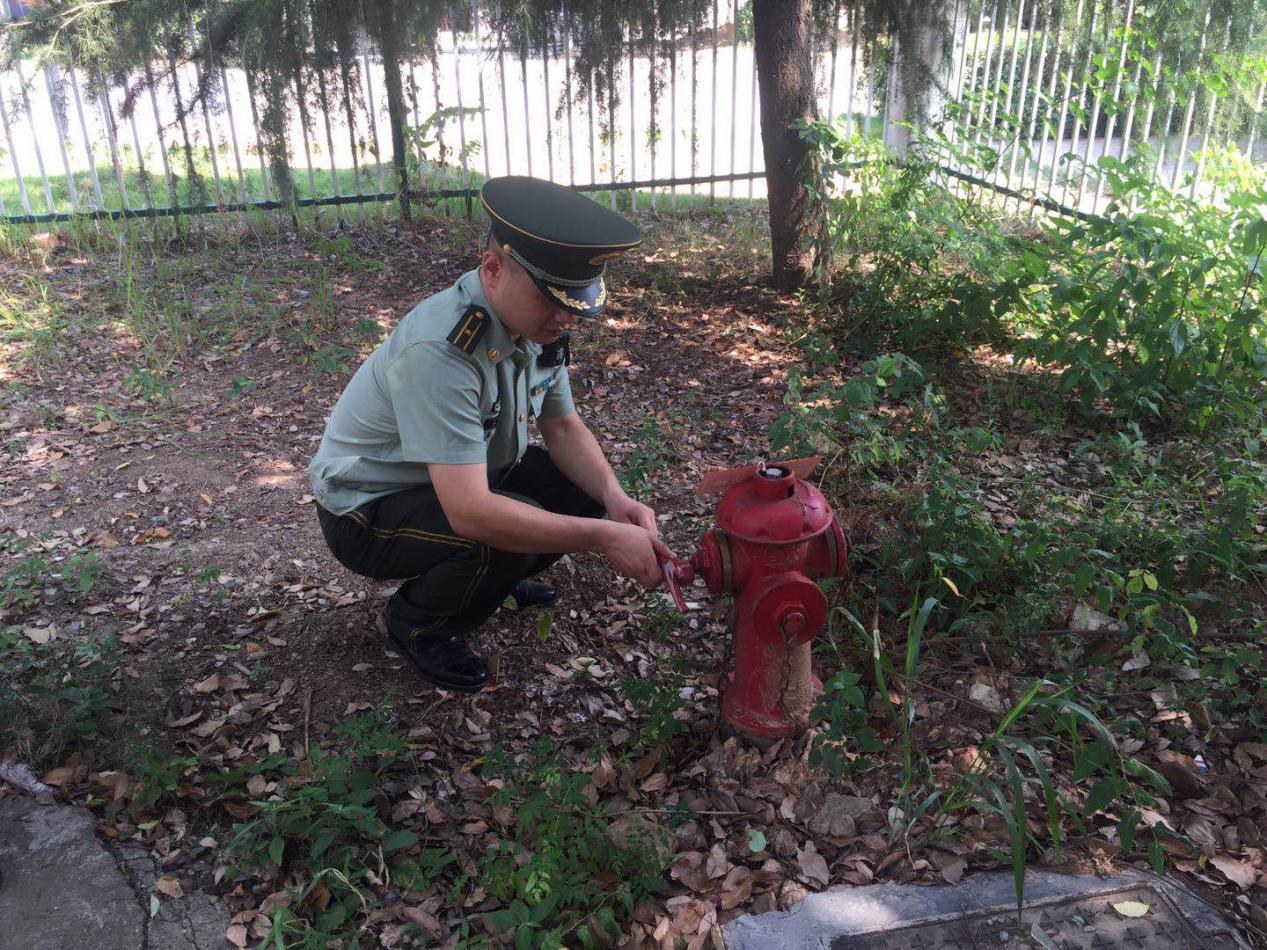 资阳区文物管理所开展文物古建筑消防安全专项检查