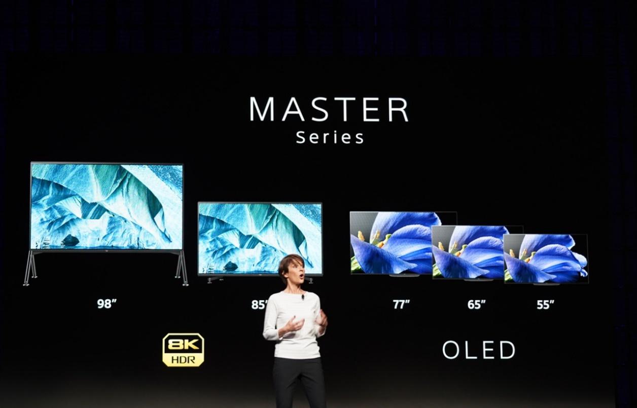 索尼CES展会重磅发布画谛®系列旗舰新品 Z9G-视听圈