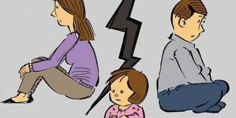 """遭遇""""丧偶式育儿"""",以孩子名义起诉对方给付抚养费"""