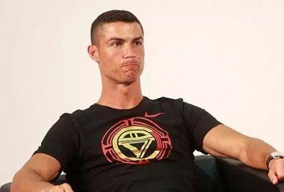 C罗接受西班牙罚款,高达一千八百万欧元