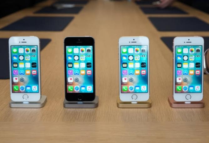 苹果惊现iPhone XX,似为iPhone SE升级版