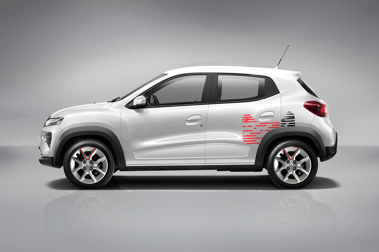 开启AI汽车互联生活  东风雷诺联合天猫推出Renault City K-ZE天猫精灵定制版