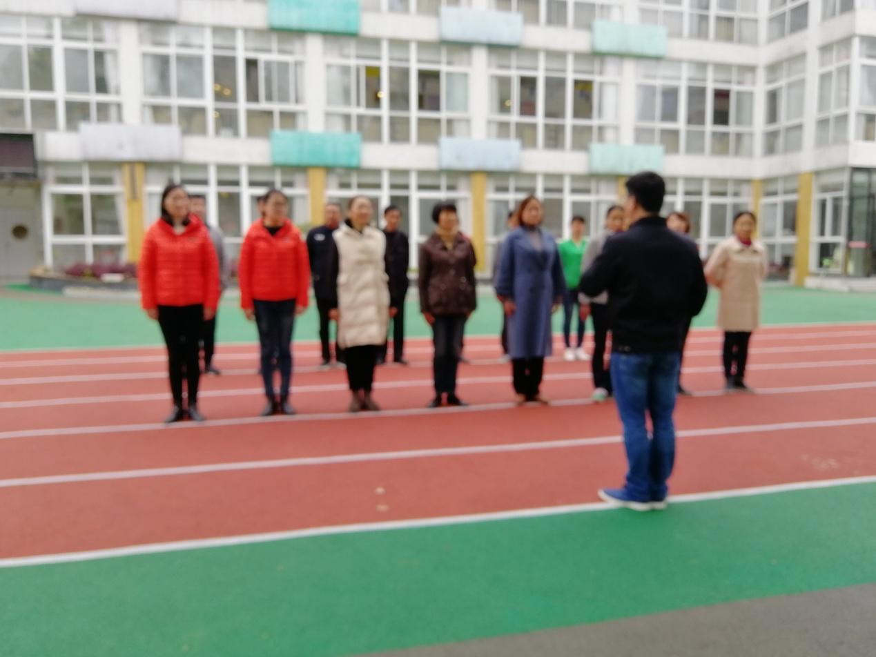 柴桑区中心幼儿园开展安保礼仪培训
