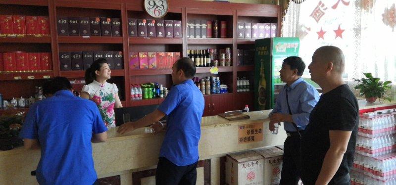 武宁县城管局联合多部门启动城区餐饮油烟污染专项整治工作