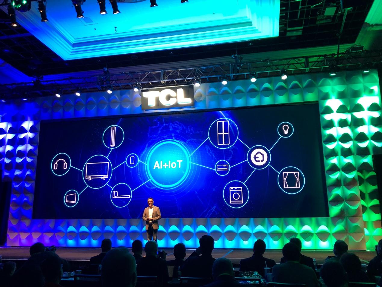 TCL QLED 8K TV抢先在CES发布 而且以创始成员身份加入8K联盟-视听圈