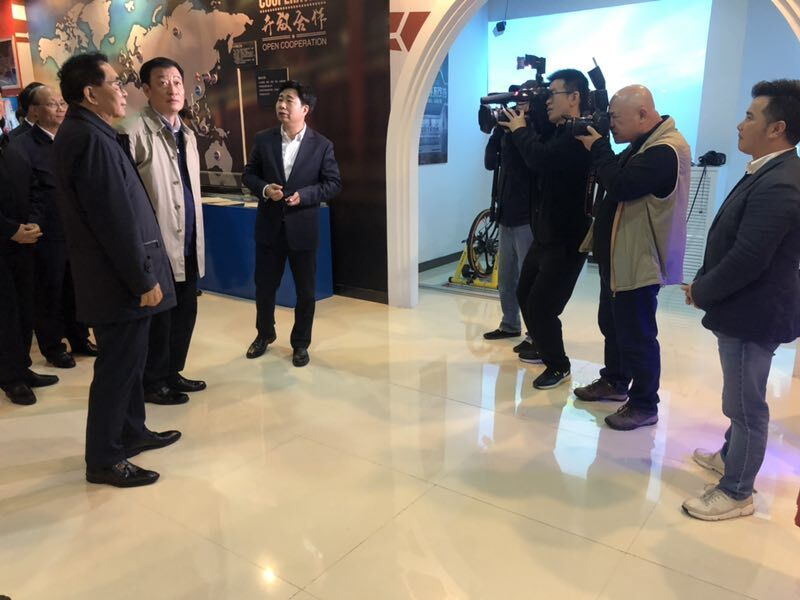 NEC助推江西科学院创新展厅攀上新高度-视听圈