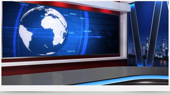 חדשות Hd: News Studio 58 By Alexander83