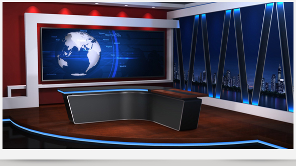 News Studio 58 by alexander83   VideoHive